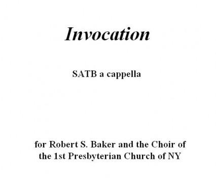 Invocation Portfolio