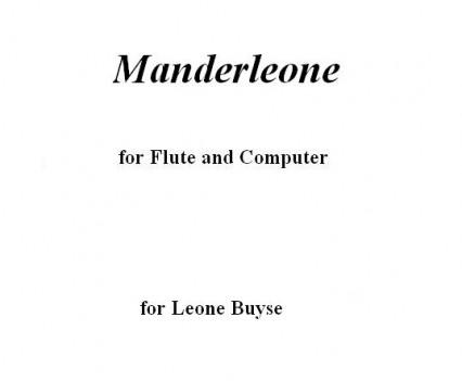Manderleone Portfolio